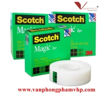 Băng keo dán tiền 3M Scotch Magic 103
