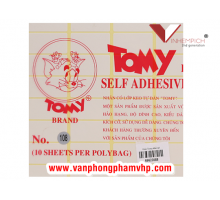 DECAL TOMY A5 108